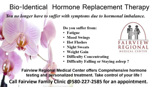 Hormone replacement therapy1